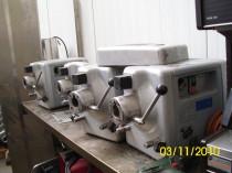 Großküchenmaschine, Solia, Universalmotor M20